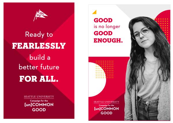 Fundriaing Campaign Flyer SU