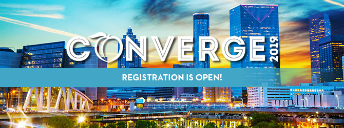 Converge 2019: Registration is Open